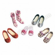 Fashion Shoes - Set of 5