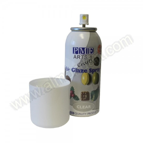 ingredients raw materials clear edible glaze spray 100ml. Black Bedroom Furniture Sets. Home Design Ideas