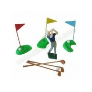 Golf Decoration Set