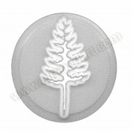 Fern Leaf - 1pc - 2½""