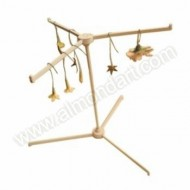 Flower Drying Stand - 7&quot; Height