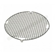 "Heavy Duty Non Stick Cooling Rack - Round 13"" dia"