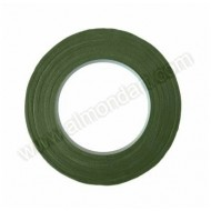 13mm - Moss Green Floral Tape (&frac12;&quot; x 30yrd)