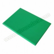 Green Non-Stick Board - 250mm x 170mm