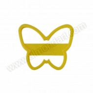 Butterfly Plastic Cookie Cutter