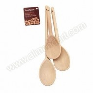 Set of 3 Wooden Spoons