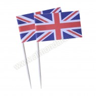 Union Jack Sandwich Flags