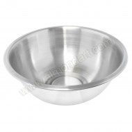 Stainless Steel Bowl - 6.6ltr