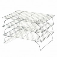 Stacking Cooling Racks - Set of 3