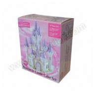 Romantic Castle Cake Set