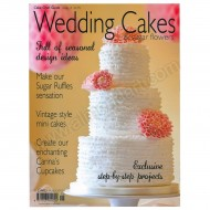 Wedding Cakes & Sugar Flowers - Issue 14