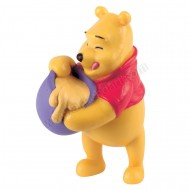 Winne the Pooh with Honey - Keepsake Figure