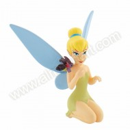 Tinker Bell with Blaze - Keepsake Figure