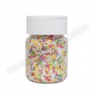 Sugar Strand Sprinkles - 50g
