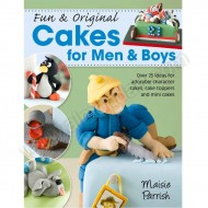 Cakes for Men and Boys - Maisie Parrish