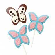 Butterflies Chocolate / Candy Sheet Mould