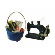 Sewing Machine Decoration Set