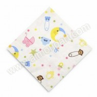 Baby Shower Serviettes - 20pk - 25cmx25cm