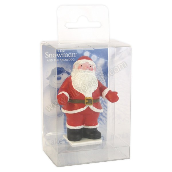 Almond Art Cake Decorating : The Father Christmas Cake Decoration - Almond Art