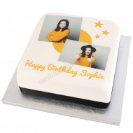 Personalised Icing Image