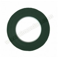 6mm - Dark Green Floral Tape (&frac14;&quot; x 30yrd)