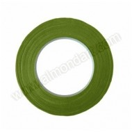 6mm - Nile Green Floral Tape (&frac14;&quot; x 30yrd)