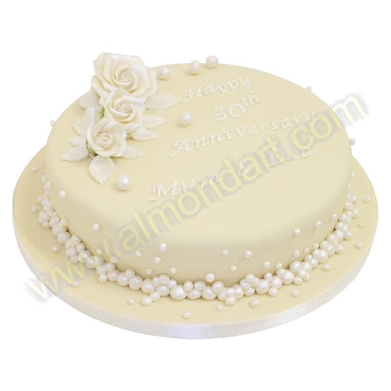 Horncastle Cake Art Opening Hours : Anniversary Cake Ideas - Almond Art
