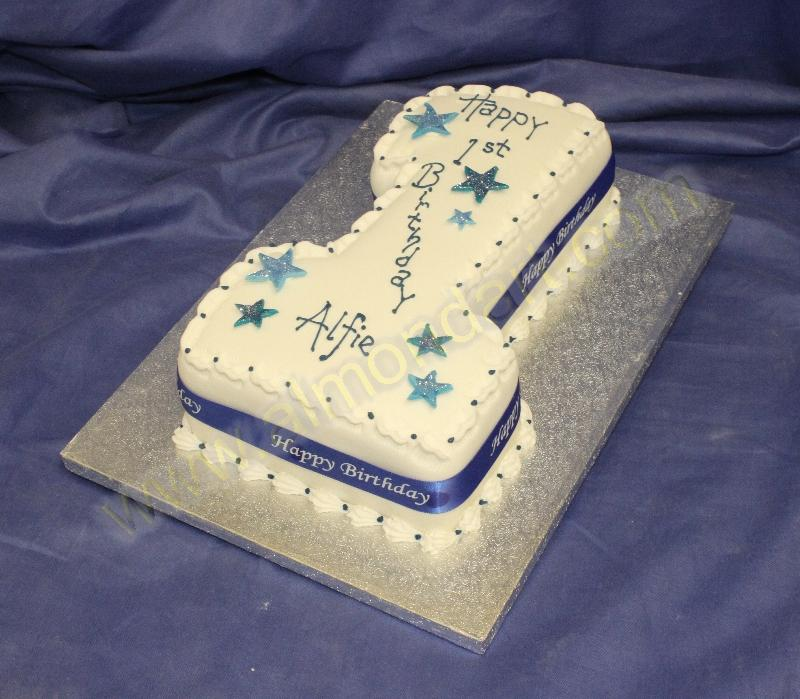 Almond Art Cake Decorating : Birthday Cake Ideas - Almond Art