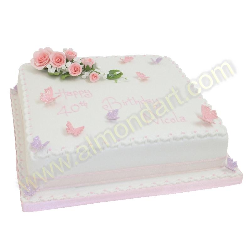 Almond Art Cake Decorating : happy valentine 39 s day teddy bear