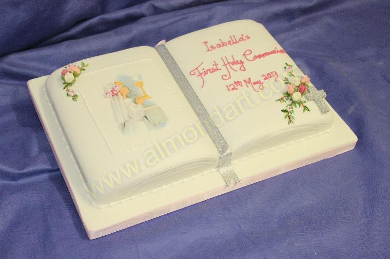 Cake Design Christening : Christening Cake Ideas - Almond Art