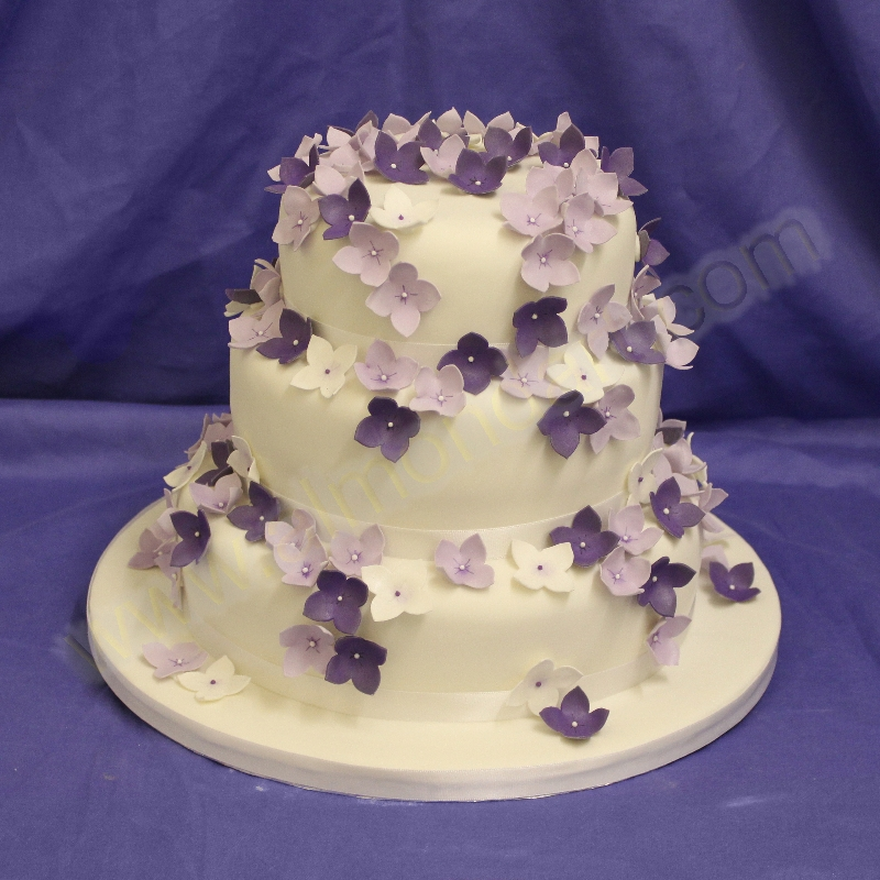 Cake Designs And Images : Wedding Cake Ideas - Almond Art