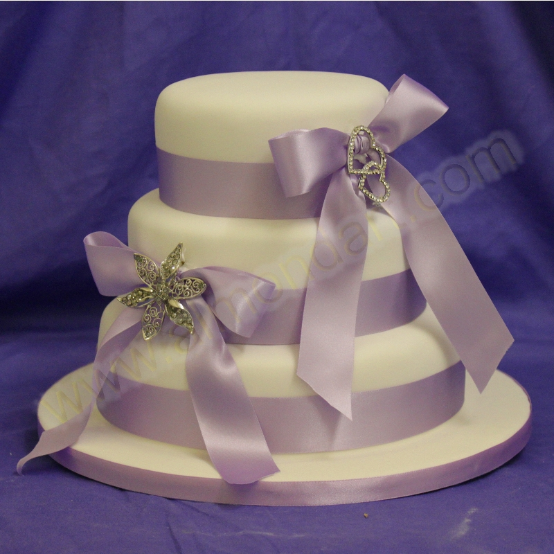 Wedding Cake Ideas - Almond Art