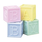 Christening & Baby Shower Cake Decorations